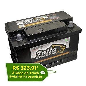 Bateria Zetta 70Ah - Z70D - Fabricação Moura - Selada