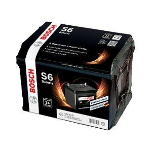 Bateria Bosch 60Ah - S6X60D - 24 Meses de Garantia