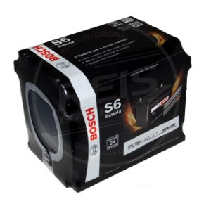Bateria Bosch 65Ah - S6X65DH ( Cx. Alta ) - 24 Meses Garantia