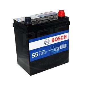 Bateria Bosch 42Ah Fit - S5X42DA - 18 Meses de Garantia