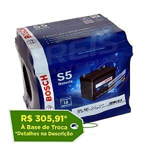 Bateria Bosch 45Ah - S5X45D/ S5X45E - 18 Meses de Garantia