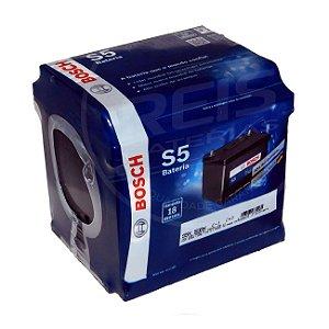 Bateria Bosch 50Ah - S5X50DH ( Cx. Alta ) - 18 Meses de Garantia