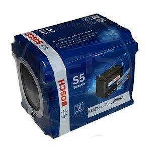 Bateria Bosch 60Ah - S5X60DH ( Cx. Alta ) - 18 Meses de Garantia
