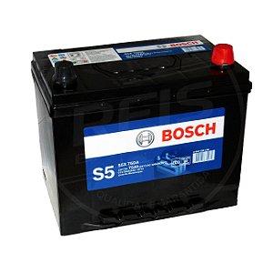 Bateria Bosch 75Ah - S5X75DA / S5X75EA - 18 Meses de Garantia