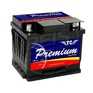 Bateria TC Premium 40Ah - TC40D - Baixa Manutenção ( Requer Água )