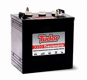 Kit UNIDROID - 8 peças - Bateria Tudor Tracionária TT36GGC - 6V - 225Ah