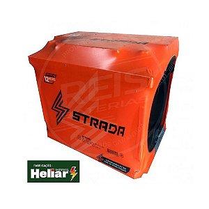 Bateria Strada 50Ah - ST50GD ( Cx Alta ) - Fabricação Heliar