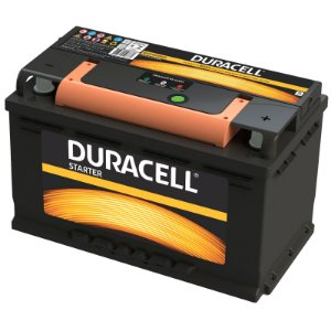 Bateria Duracell 80Ah – DUFS80PHD – 18 Meses de Garantia