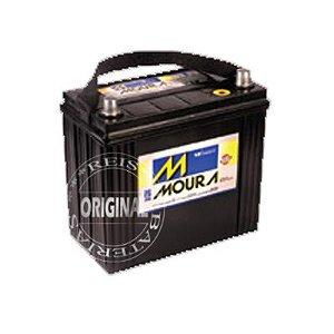 Bateria Moura 50Ah – M50JL – Original de Montadora