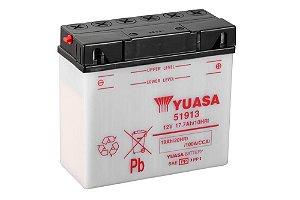 Bateria de Moto Yuasa 17,7Ah - 51913