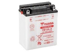 Bateria de Moto Yuasa 12Ah - Yb12A-A
