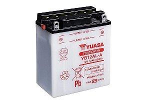 Bateria de Moto Yuasa 12Ah -Yb12Al-A