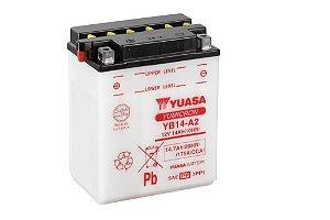 Bateria de Moto Yuasa 14Ah - Yb14-A2