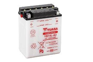 Bateria de Moto Yuasa Yb14L-A2
