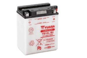 Bateria de Moto Yuasa 14Ah - Yb14L-B2