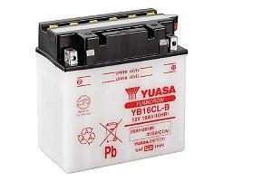Bateria de Moto Yuasa 19Ah - Yb16Cl-B