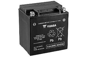 Bateria de Moto Yuasa 30Ah - Yix30L-Bs