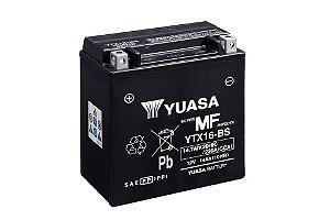 Bateria de Moto Yuasa 14Ah - Ytx16-Bs