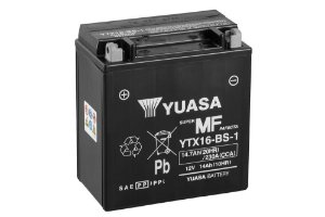 Bateria de Moto Yuasa 14Ah - Ytx16-Bs1