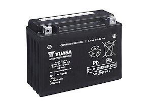 Bateria de Moto Yuasa 21Ah - Ytx24Hl-Bs