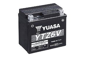 Bateria de Moto Yuasa 5Ah - Ytz6V
