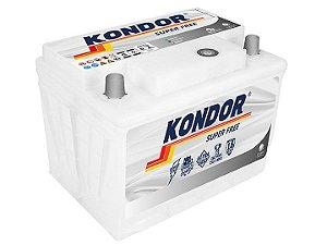 Bateria de Carro Kondor Super Free 60Ah - SF22MPD