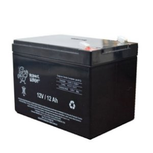 Bateria Estacionária VRLA ( AGM ) Planet Battery 12V – 12Ah