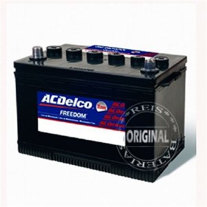 Bateria ACDelco 75Ah – ADR75LD / ADR75LE – Original de Montadora