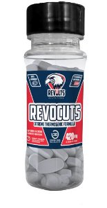 REVOCUTS 30 TABS (DETONA GORDURA) - REVOLTS NUTRITION