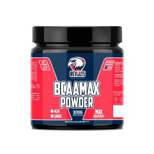 BcaaMax Powder 300g - Revolts Nutrition