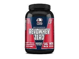 Whey Protein - RevoWhey Zero 900g - Revolts Nutrition