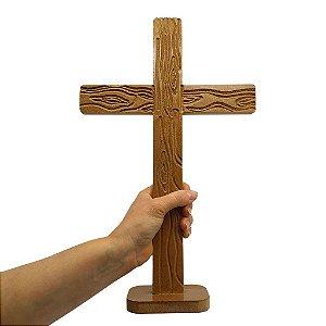 Cruz de Madeira 40cm