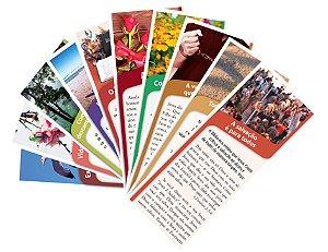 Folhetos Bíblicos Diversos Temas  - 100 unidades