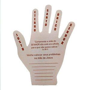 Mão de Jesus Corte Especial