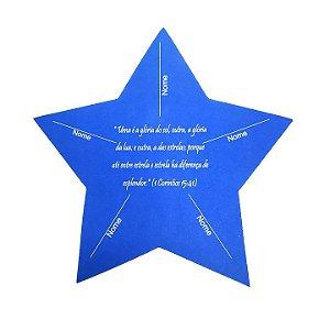 Estrela 1 Cor 15:41 Corte Especial