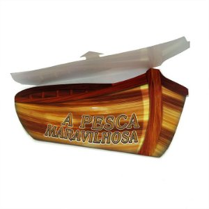 Envelope Barco A Pesca Maravilhosa