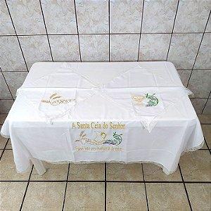 Toalha de Mesa para Santa Ceia
