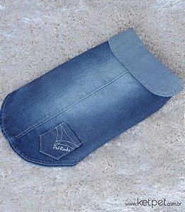 Capa Jeans Metalizado