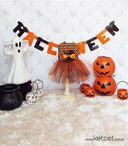 Vestido Halloween
