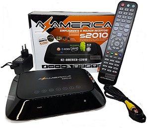 AZAMERICA S2010 QUADCORE 4K ANDROID 6.0 8GB ACM H265
