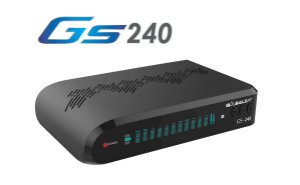 GLOBALSAT GS 240 - UHD WIFI ACM
