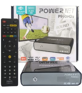 POWERNET P990HD² WIFI FULL HD