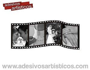 Adesivo de Parede Filme e Fotos