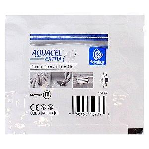 Curativo Aquacel AG EXTRA 10cm x 10cm - Convatec