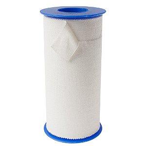 Esparadrapo Branco 10cm x 4,5m (sem capa) - Missner