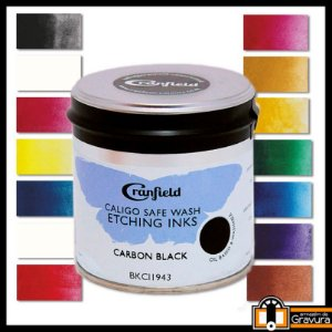 Tinta Caligo para Metal 250ml