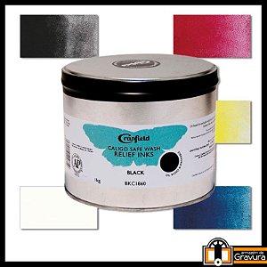 Tinta Caligo para Xilo 1kg
