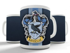 Caneca Hogwarts - Corvinal