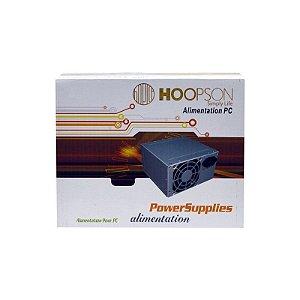 FONTE COM CABOS HOOPSON ATX 350W