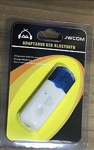 Adaptador para som por Bluetooth